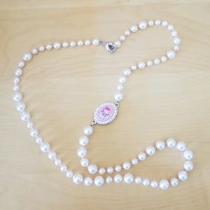 Hello Kitty necklace by Tarina Tarantino